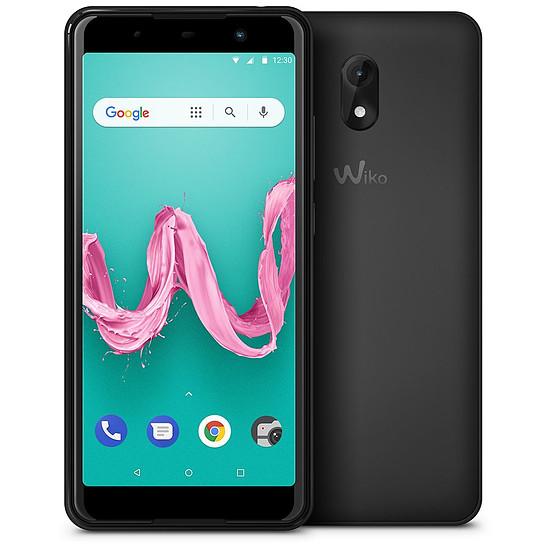 Smartphone et téléphone mobile Wiko Lenny 5 (anthracite)