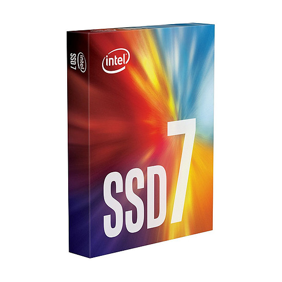 Disque SSD Intel 760P Series M.2 - 512 Go
