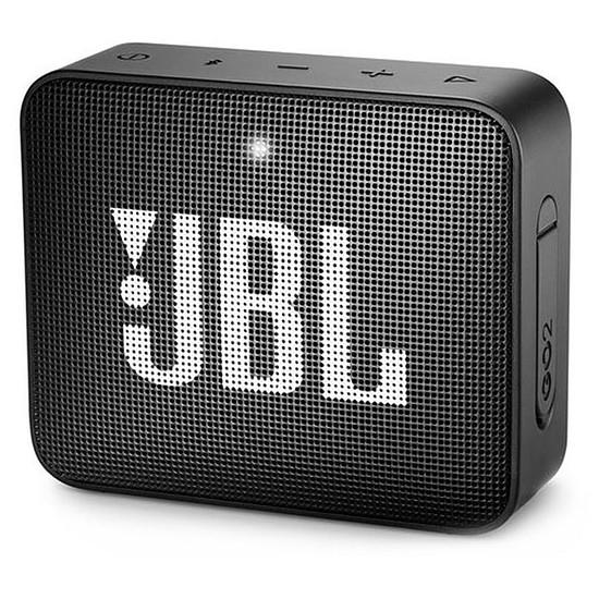 Enceinte sans fil JBL GO 2 Noir - Enceinte portable - Autre vue
