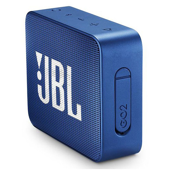 Enceinte sans fil JBL GO2 Bleu - Autre vue