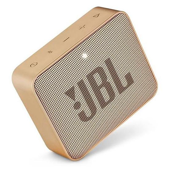 Enceinte sans fil JBL GO2 Champagne
