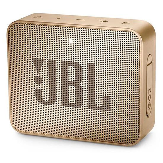 Enceinte sans fil JBL GO2 Champagne - Autre vue