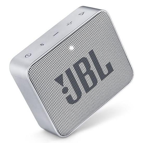 Enceinte sans fil JBL GO 2 Gris - Enceinte portable