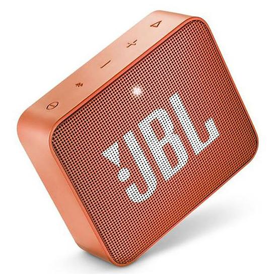 Enceinte sans fil JBL GO 2 Orange - Enceinte portable
