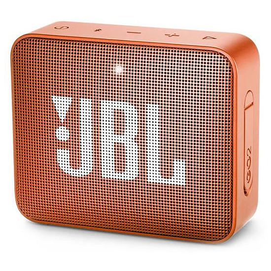 Enceinte sans fil JBL GO 2 Orange - Enceinte portable - Autre vue