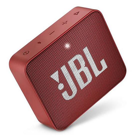 Enceinte sans fil JBL GO 2 Rouge - Enceinte portable