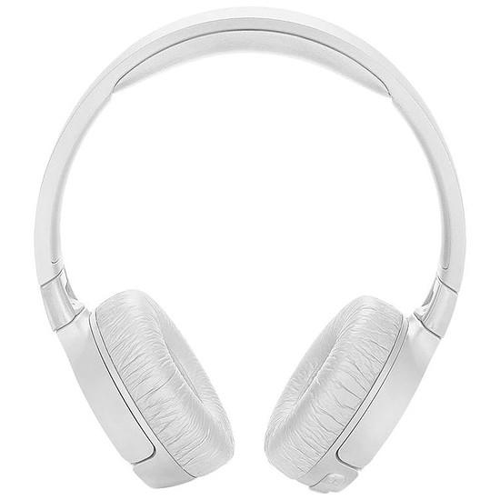 Casque Audio JBL T600 BTNC Blanc - Autre vue