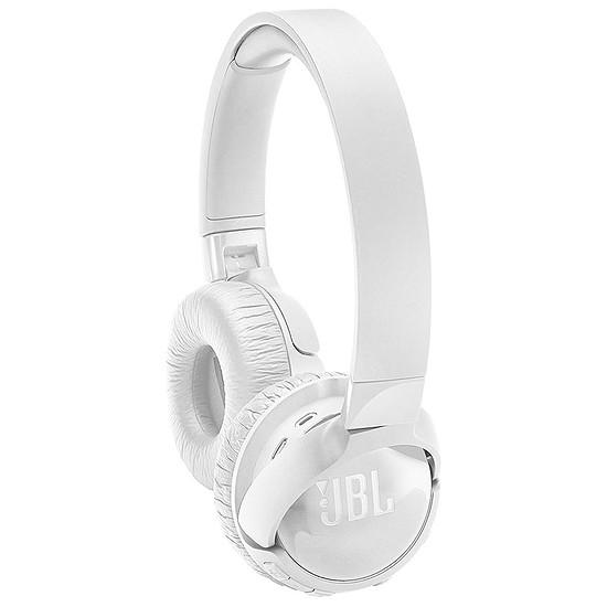 Casque Audio JBL T600 BTNC Blanc - Casque sans fil - Autre vue