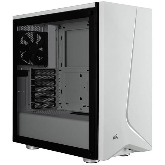 Boîtier PC Corsair Carbide SPEC-06 TG (blanc)