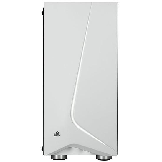 Boîtier PC Corsair Carbide SPEC-06 TG (blanc) - Autre vue
