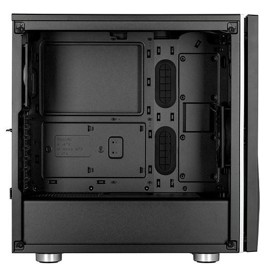 Boîtier PC Corsair Carbide SPEC-06 RGB TG (noir) - Autre vue
