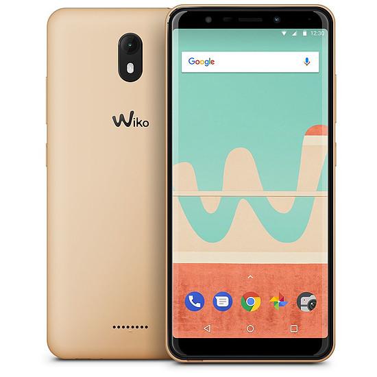 Smartphone et téléphone mobile Wiko View Go (or)