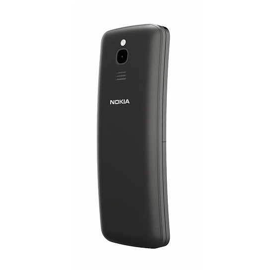 Smartphone et téléphone mobile Nokia 8110 4G (noir) - Dual SIM - Autre vue