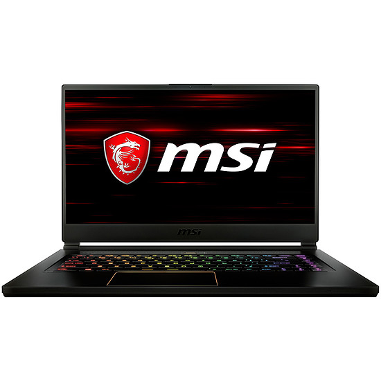 PC portable MSI GS65 Stealth Thin 8RE-222FR - Autre vue