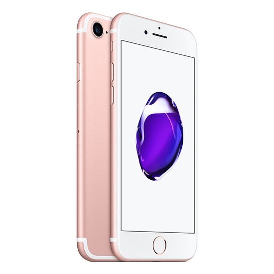 Smartphone et téléphone mobile again iPhone 7 (or rose) - 32 Go - iPhone reconditionné