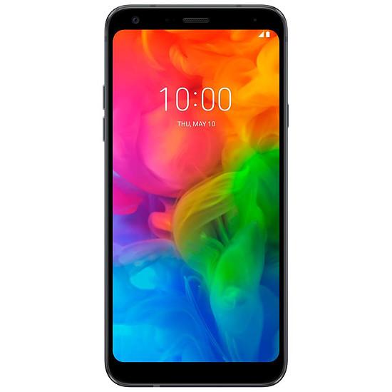 Smartphone et téléphone mobile LG Q7 (noir)