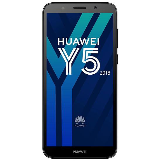 Smartphone et téléphone mobile Huawei Y5 2018 (noir)