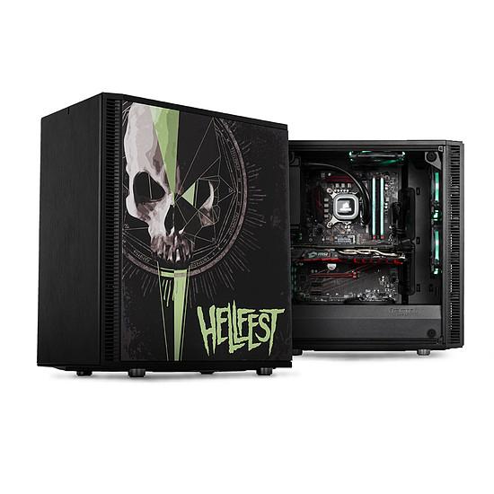 PC de bureau Materiel.net Wolöfdeth - Edition Hellfest [ Win10 - PC Gamer ]