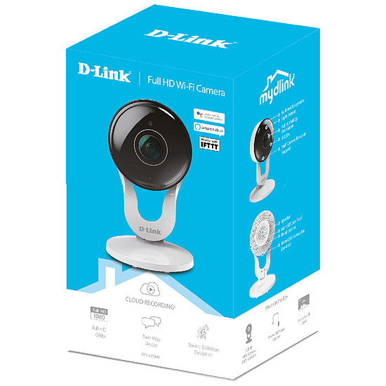 Caméra IP D-Link - DCS-8300LH - Autre vue