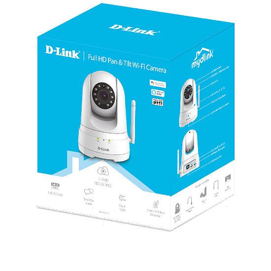 Caméra IP D-Link - DCS-8525LH - Autre vue