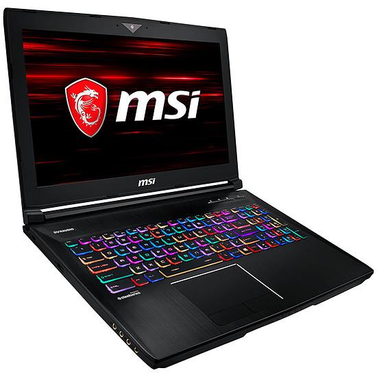 PC portable MSI GT63 Titan 8SF-024FR