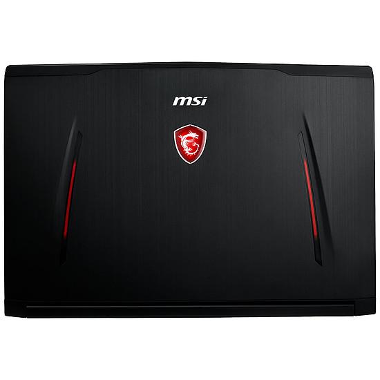 PC portable MSI GT63 Titan 8SG-026FR - Autre vue