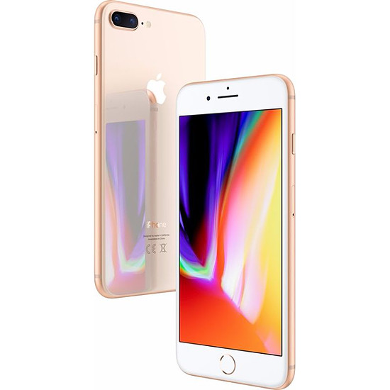 Smartphone et téléphone mobile Remade iPhone 8 Plus (or) - 256 Go - iPhone reconditionné