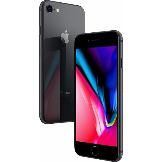 Smartphone et téléphone mobile Remade iPhone 8 (gris sidéral) - 64 Go - iPhone reconditionné