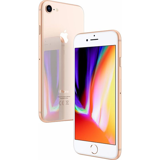 Smartphone et téléphone mobile Remade iPhone 8 (or) - 256 Go - iPhone reconditionné