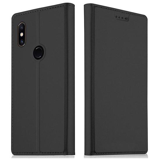 Coque et housse Akashi Paris Etui folio (noir) - Xiaomi Redmi S2