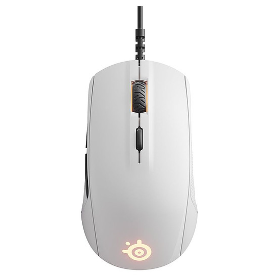 Souris PC SteelSeries Rival 110 - Blanc