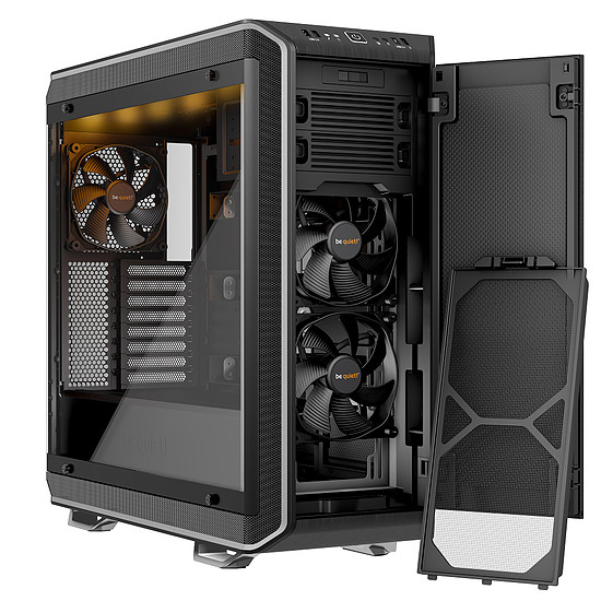 Boîtier PC Be Quiet Dark Base Pro 900 Rev.2 - Argent - Autre vue