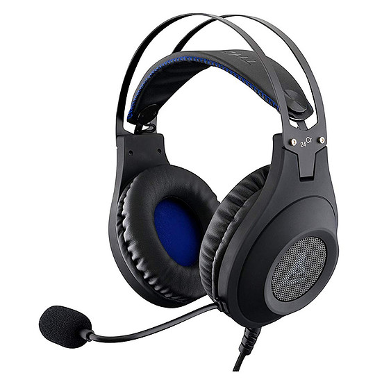 Casque micro The G-Lab KORP CHROMIUM