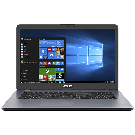 PC portable ASUS P1700UF-GC076R