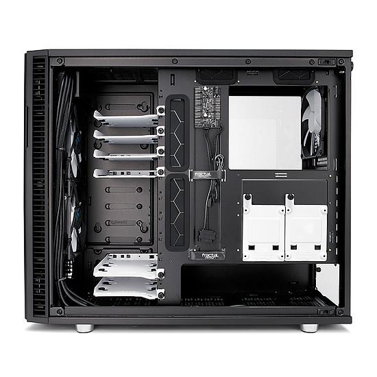 Boîtier PC Fractal Design Define R6 Black TG + Seasonic FOCUS Plus 650 Gold - Autre vue