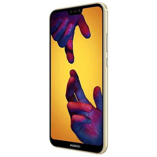 Smartphone et téléphone mobile Huawei P20 Lite (or)