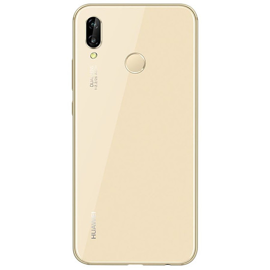 Smartphone et téléphone mobile Huawei P20 Lite (or) - Autre vue