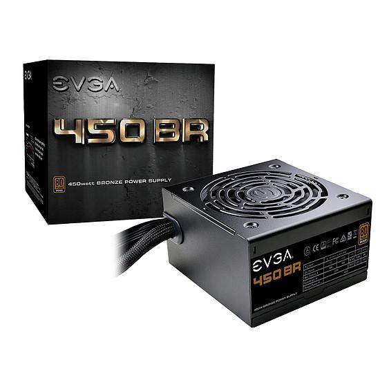 Alimentation PC EVGA BR 450