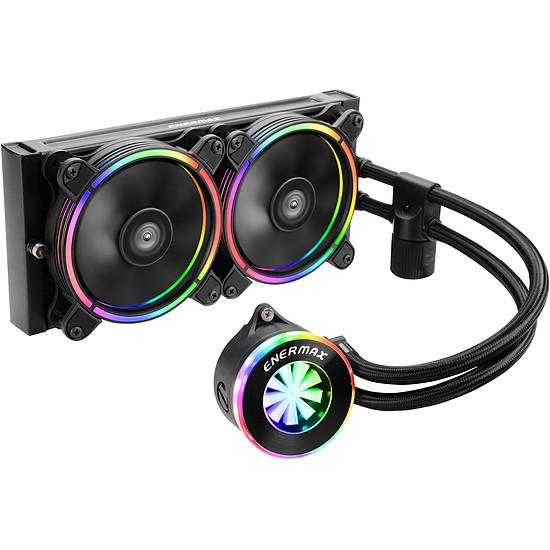 Refroidissement processeur Enermax LiqFusion 240 RGB