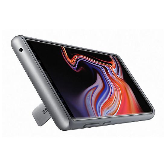 Coque et housse Samsung Coque renforcée (argent) - Samsung Galaxy Note9 - Autre vue
