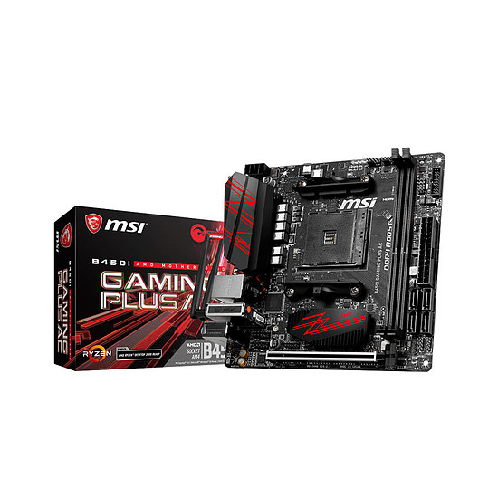 Carte mère MSI B450I GAMING PLUS AC