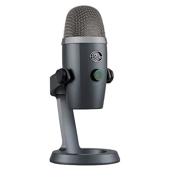 Microphone Blue Microphones Yeti Nano - Gris