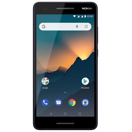Smartphone et téléphone mobile Nokia 2.1 (bleu cuivré) - 1 Go - 8 Go