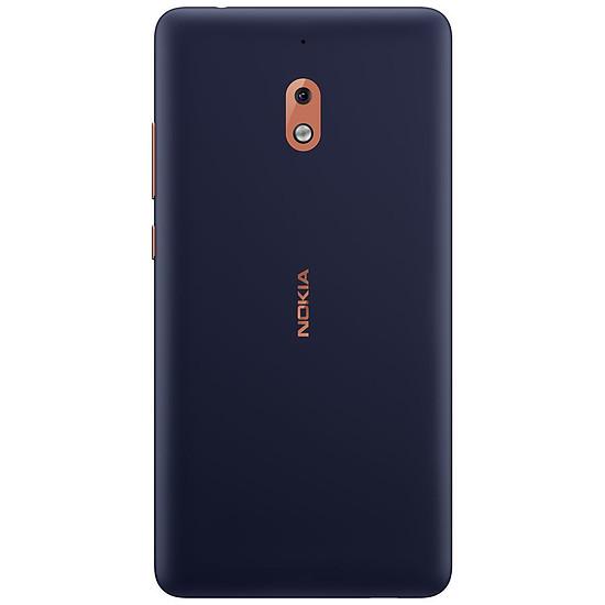 Smartphone et téléphone mobile Nokia 2.1 (bleu cuivré) - 1 Go - 8 Go - Autre vue