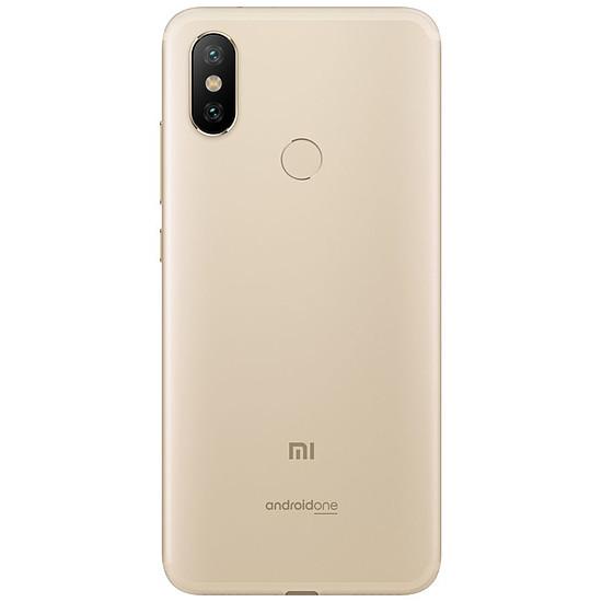 Smartphone et téléphone mobile Xiaomi Mi A2 (or) - 32 Go - Autre vue