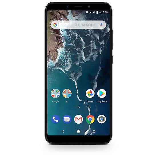 Smartphone et téléphone mobile Xiaomi Mi A2 (noir) - 32 Go - Autre vue