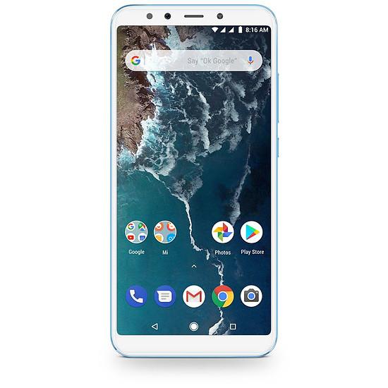 Smartphone et téléphone mobile Xiaomi Mi A2 (bleu) - 64 Go - Autre vue