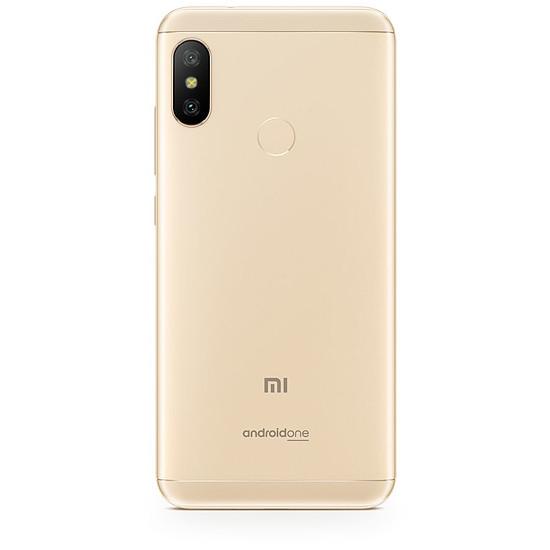 Smartphone et téléphone mobile Xiaomi Mi A2 Lite (or) - 64 Go - 4 Go - Autre vue
