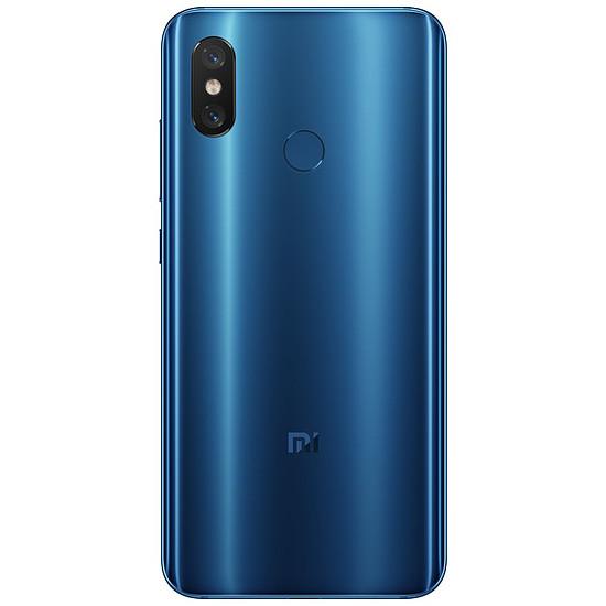 Smartphone et téléphone mobile Xiaomi Mi 8 (bleu) - 64 Go - Autre vue