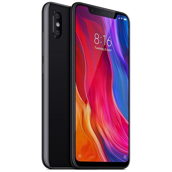 Smartphone et téléphone mobile Xiaomi Mi 8 (noir) - 64 Go